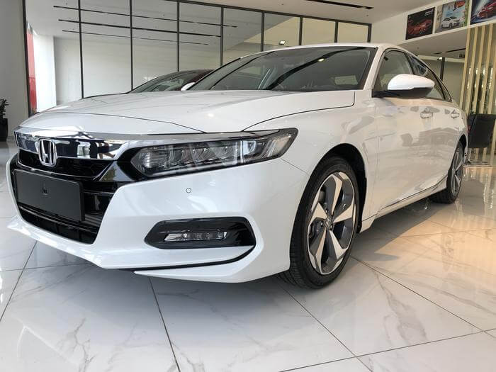 Review xe Honda accord - 2