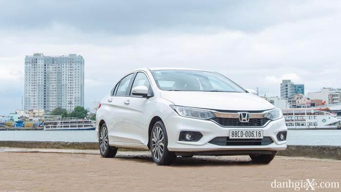 Honda city biên hòa giá xe honda city tại đồng nai - 1