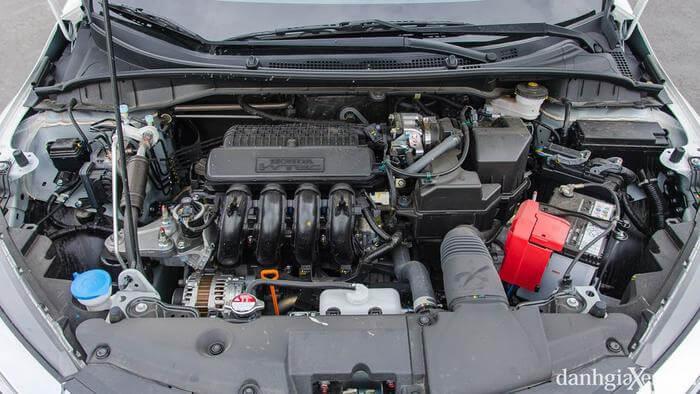 Review xe Honda city - 4