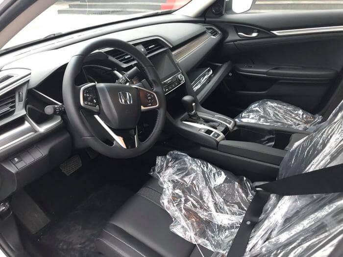 Review xe Honda civic - 6