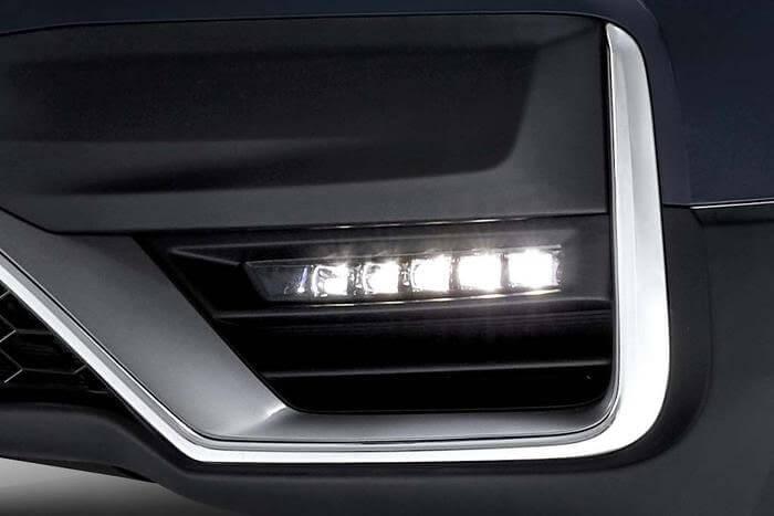 Review xe Honda cr-v - 3