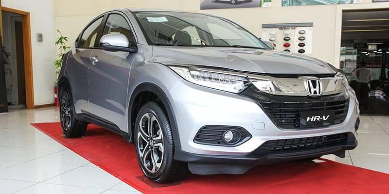 Review xe Honda hr-v - 2