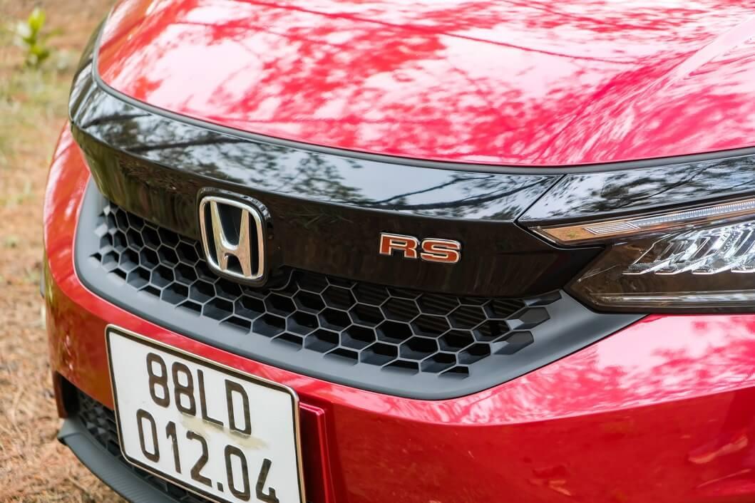 Review xe Honda city - 6