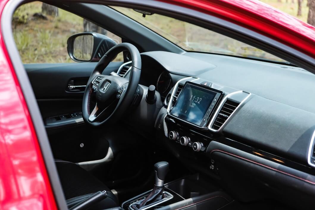 Review xe Honda city - 8