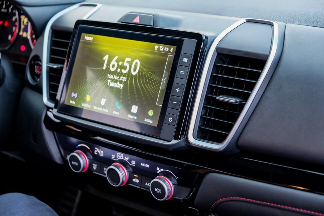 Review xe Honda city - 11