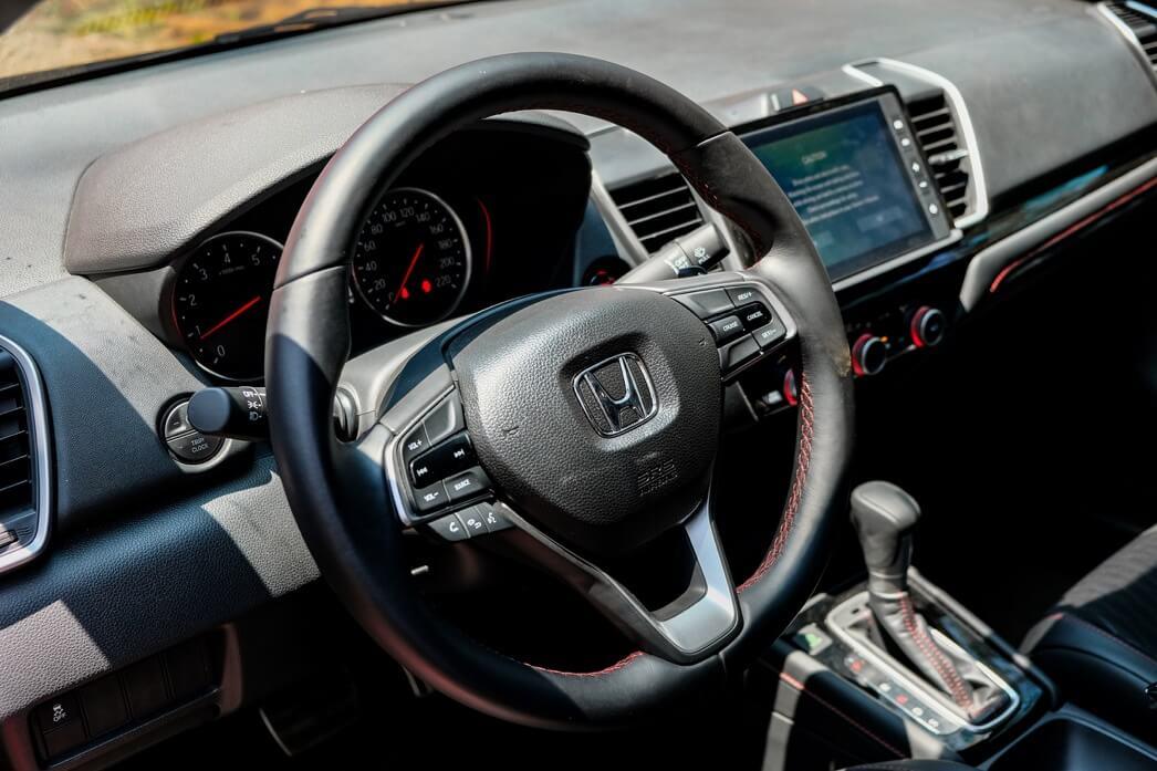 Review xe Honda city - 12